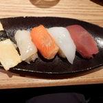 Wa.Bi.Sai 花ごころ - お寿司♪