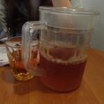 BUFF STOCK YARD - お茶はたっぷり!