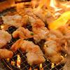 龍 - 料理写真:みんなでワイワイ焼いて楽しむ!!びーるが進みます