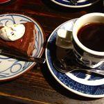 15716104 - チョコレートケーキセット(750円)