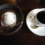 茶房 川端家 - ケーキセット 700円