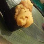 北辰鮨 - 塩水ウニ