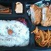 やまぼうし - 料理写真:ささみチーズカツ弁当
