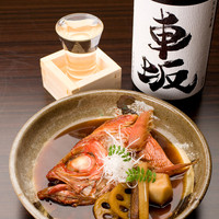 淡路島の新鮮食材と日本酒!