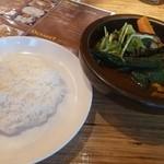 チャンドラマ - 2012.11 チキンと野菜のスープカレー(4~5辛)