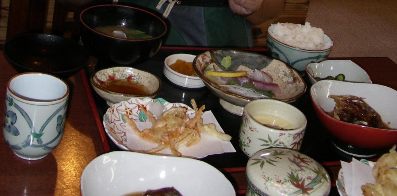 日本料理 松府