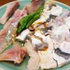 傳八 - 料理写真:焼きふぐ 3,850円(税サ込)