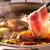 10ZEN - 料理写真:純血の烏骨鶏とすっぽんスープでW美容効果☆