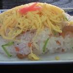 ぴっぴ庵 - ばら寿司