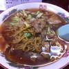 こばや食堂 - 料理写真:600えん スープ入り焼きそば(並)