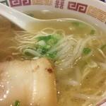 上海屋 - お昼の中華丼、ラーメンセット800円