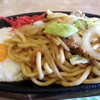 かりん - 料理写真:焼うどん(400円)