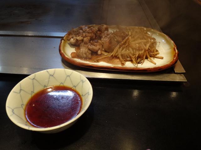 山陽亭鉄板焼