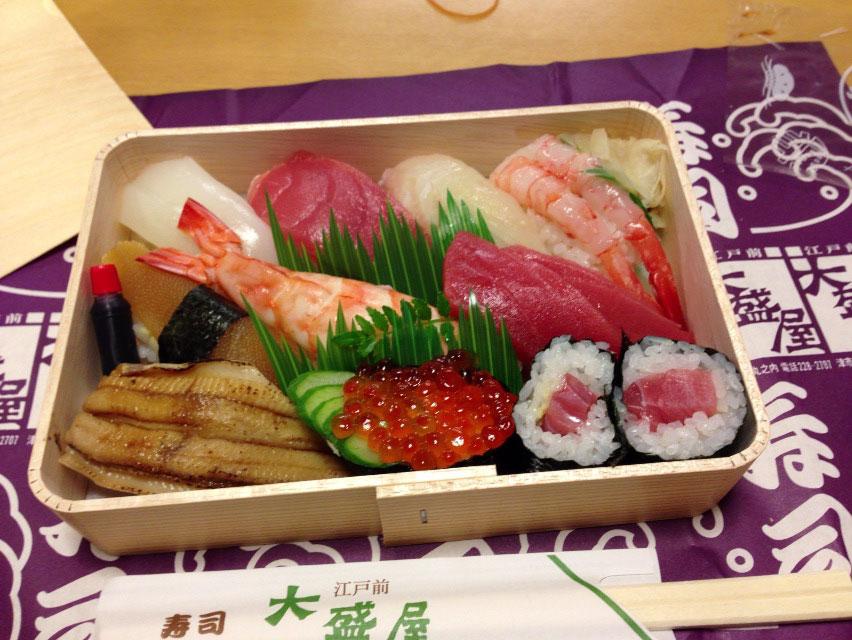 大盛屋寿司店