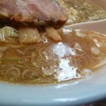 中華そば まるき - 大勝軒永福町を磨き上げた垂涎のスープ!