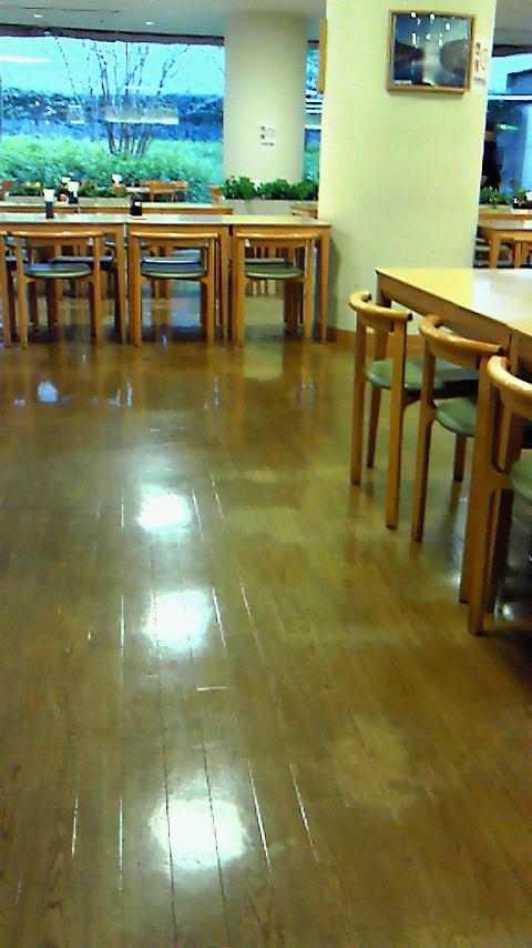 東京家庭裁判所内食堂