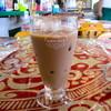 インドカレーレストランヒマラヤ - ドリンク写真:マサラティー(アイス)