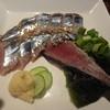 くいもの屋 芋乃蔵 - 料理写真:サンマの刺身:350円