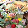 阿波水産 - 料理写真:阿波水産人気商品がひとまとめ♪大満足間違いなしのコースございます!