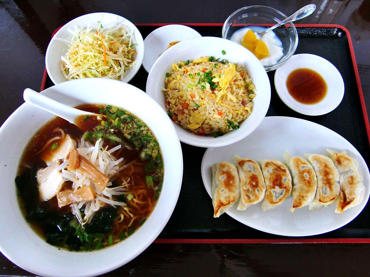 台湾料理 広盛園