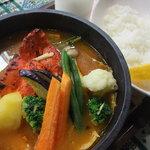 堂島ムガル - 冬季限定★鉄鍋スープカレー