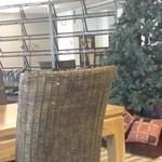 15846693 - 自分たちのテーブル席から見える店内の様子です