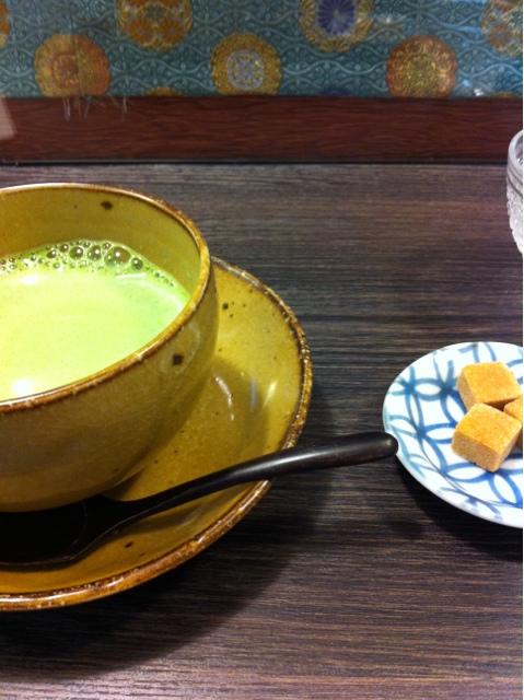 和カフェ ひさ松