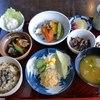 珈琲館おおぼけ - 料理写真:「玄米定食」田舎料理で野菜たっぷりの健康定食