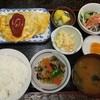 あさひ食堂 - 料理写真:日替り定食800円