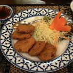 ライカノ - 魚のさつま揚げ(680円)