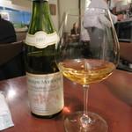 IZAKAYA VIN - Chassagne Montrachet   Les Baudines 1er Cru  1997   Bernard Morey et Fils