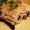 凛々 鈴のや - 料理写真:無農薬藁焼たたき