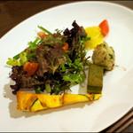 オーガニックイタリアン Kokua - 料理写真:前菜。