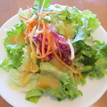 ユーヨーカフェ - サラダ