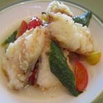 ユーヨーカフェ - 魚のランチ