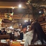 Tsunami Ebisu TOKYO - 賑わう店内