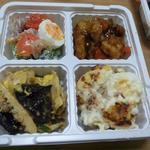 オリジン弁当 - 2012.11. 惣菜量り売り