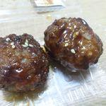 オリジン弁当 - 2012.11. 今日も肉団子♪