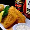 ザ・ローズ&クラウン - 料理写真:英国料理の定番と言ったらやっぱり「フィッシュ&チップス」