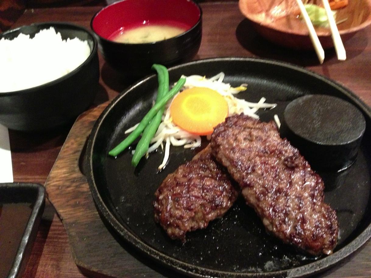 ステーキ&ハンバーグ専門店 東京壱番グリル