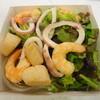 ビーオーガニック - 料理写真:シーフードサラダ 1300円ちょい