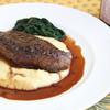 イカリヤ プチ - 料理写真:名物『バベットステーキ』