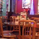 トニーローマ - テーブル席