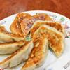 清龍 - 料理写真:ぎょうざ 手作りのもちもちの皮で、お肉の食感がジューシー。