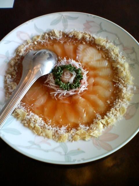 中国宴席料理四季花
