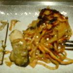 15901793 - 広島牡蠣のモダン焼き 食べるとこんな感じ☆