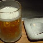 15901804 - 生ビール♪