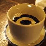 めんめ - お酒は国稀の純米