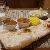 ナマスカ - 料理写真:ランチのナマスカセット
