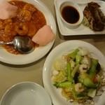 中国菜館 海星 - いろいろ!